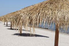 la paz пляжа Стоковое Изображение RF