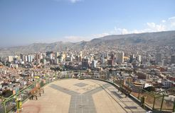 La Paz Immagini Stock