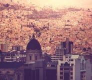 La Paz Lizenzfreies Stockfoto