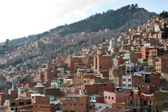La Paz Royalty Free Stock Photography