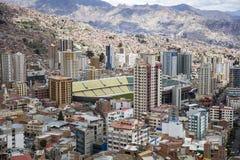 La Paz, Bolivië Royalty-vrije Stock Afbeelding