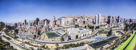 La Paz, Bolivië Royalty-vrije Stock Foto