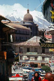 La Paz, Bolivia Royalty Free Stock Photo