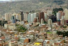 La Paz, Bolivia Immagini Stock