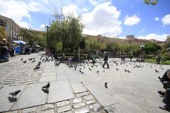 La paz Bolivia Fotografia Stock Libera da Diritti