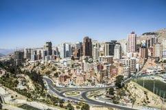 La Paz, Bolivia Immagine Stock Libera da Diritti