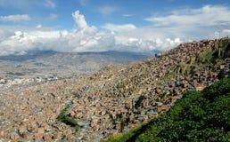 La Paz, Bolivia Royalty Free Stock Images