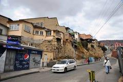 La Paz, Bolivia Royalty Free Stock Photography