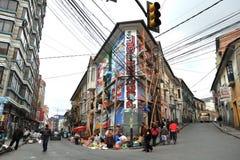 La Paz, Bolivia Royalty Free Stock Image