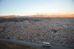 La Paz, Bolivia Stock Photography