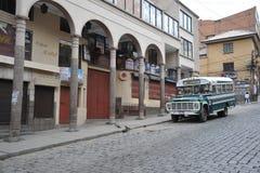 La Paz, Bolivia Stock Image