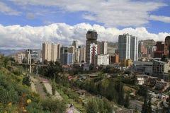La Paz Bolivia Stock Photo