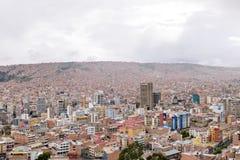 La Paz, Bolivien Stockfotos