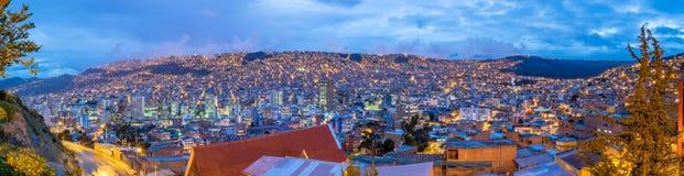 La Paz, Bolivien Lizenzfreies Stockfoto