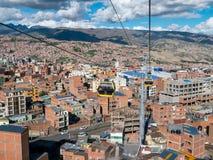 La Paz, Bolivien Stockbilder