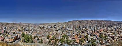 La Paz Bolivien Killi Killi von der Veranschaulichung lizenzfreies stockfoto