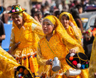 La Paz Carnival fotografia de stock
