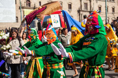 La Paz Carnival Stock Photography