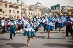 La Paz Carnival Stock Photo