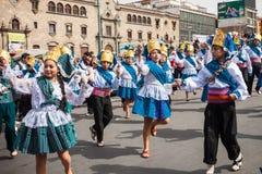 La Paz Carnival Stock Images