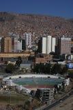 La Paz City Theater Stock Photo