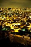 La Paz cityscape- Bolivia Royalty Free Stock Image