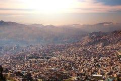 La Paz Stock Image