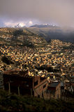 La paz de la Bolivie Photographie stock libre de droits