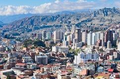 La paz de la Bolivie Photo stock