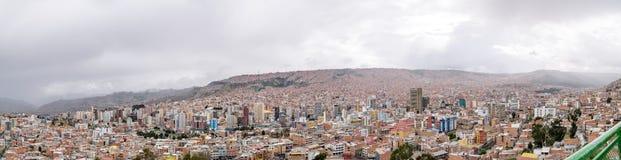 La paz de la Bolivie Photographie stock