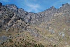 La Paz Geology Royalty Free Stock Photo