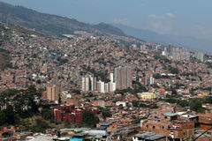 La paz. A great view of la paz in bolivia Royalty Free Stock Image