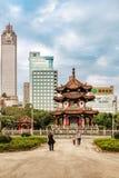 228 la paz Memorial Park en Taipei, Taiwán Fotografía de archivo libre de regalías