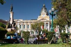 La Paz - Bolivian capital 10 royalty free stock images