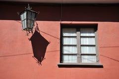 La Paz, Street lights Royalty Free Stock Images