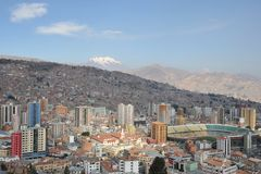La Paz Stock Photography