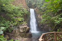 La Paz Waterfall, Costa Rica Royalty Free Stock Photography