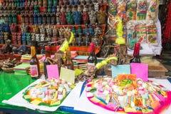 La Paz Witches Market Fotografia Stock