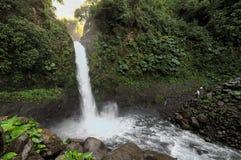 La- Pazwasserfall lizenzfreie stockfotografie