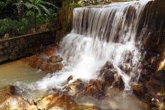 La- Pazwasserfall, Costa Rica stockbild