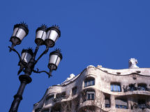 La Pedrera Royalty Free Stock Photos