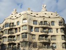 La Pedrera Stock Photos