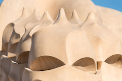 La Pedrera Photos stock