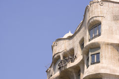La Pedrera Stock Photography