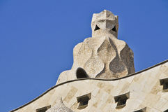 La Pedrera, Barcelona Stock Photography