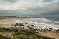 La Pedrera beach Royalty Free Stock Photography