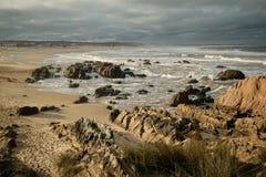La Pedrera beach Stock Photo