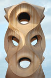 La Pedrera roof Royalty Free Stock Photography