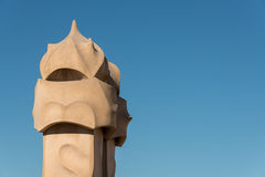 La Pedrera Royalty Free Stock Image