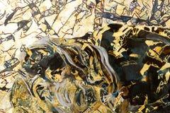 La peinture abstraite de la peinture de laque, adobe RVB image stock